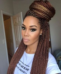 These twists are beautiful tupo RockvilleMD braider senegalesetwists voiceofhair ✂️========================== Go to VoiceOfHair.com ========================= Find hairstyles and hair tips! =========================