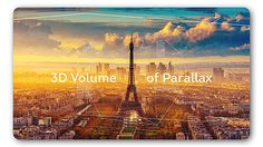 3d Volume Parallax | Cinematic Slideshow (Abstract) #Envato #Videohive #aftereffects