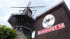 Brouwerij't IJ Brewery #amsterdam #oost