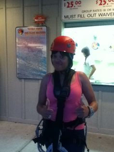 Time for Zip Lining! (Myrtle Beach, SC)