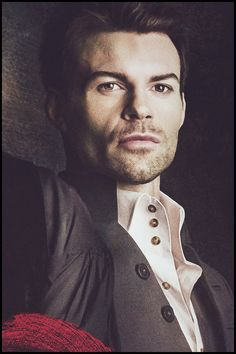 "DUNCAN (Guard Her) -- Daniel Gillies from Vampire Elijah in ""The Vampire Diaries."" (I just discovered this guy in the premiere of ""The Originals."" Gorgeous.)"