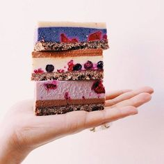 Pana Chocolate Cake Slices