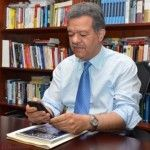 Llama la atención en las redes sociales activación cuenta Twitter Leonel Fernández -