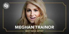 #Grammys2016 #BestNewArtist #MeghanTrainor