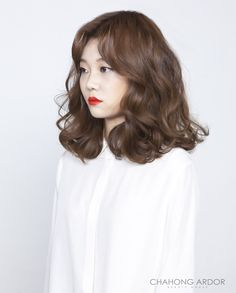 Madonna Wave 마돈나 웨이브 Hair Style by Chahong Ardor