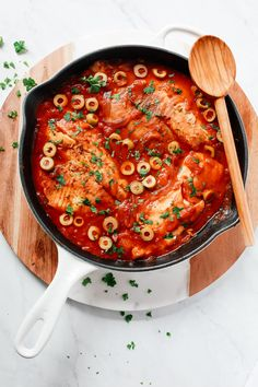 This Tilapia Skillet with diced tomatoes and onions is a quick easy healthy and delicious dinner for the whole family. This Tilapia Skillet with diced tomatoes and onions is a quick easy healthy and delicious dinner for the whole family. Tilapia Recipes, Fish Recipes, Seafood Recipes, Keto Recipes, Cooking Recipes, Healthy Recipes, Healthy Foods, Recipies, Seafood