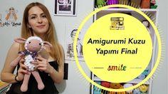 Amigurumi Kuzu Yapımı | Part 4 (Final)