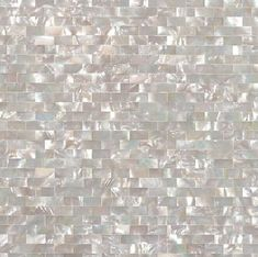 Decorative wall Tiles - White Butterfly Shell Mosaic Brick Subway Groutless Mother of pearl kitchen backsplash wall tile pearl shell mosaic tiles bathroom. Kitchen Wall Tiles, Kitchen Flooring, Kitchen Backsplash, Room Tiles, Kitchen Island, Rock Backsplash, Shower Backsplash, Backsplash Marble, Hexagon Backsplash