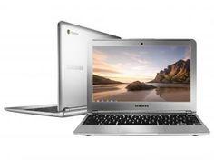 Samsung Chromebook 303C12 Exynos 5 Dual 1.7GHz - Magazine Dufrom, com centenas de ofertas em informática. Confira: www.magazinevoce.com.br/magazinedufrom/