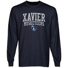 Kennesaw State Owls We're Ready Long Sleeve T-Shirt - Black Xavier University, Kennesaw State, Musketeers, Cincinnati, Football, Sweatshirts, Owls, Long Sleeve, Sports