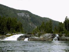 Jesse Falls Provincial Park