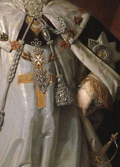 #Боровиковский В. Л.  #Портрет вице-канцлера князя А.Б. Куракина, 1799
