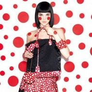 PHOTOS: Louis Vuitton Unveils Its Spotty Collab With Yayoi Kusama