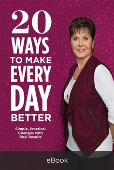 Download free books from Joyce Meyer and Noisetrade.