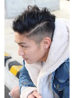 Asian Men Hairstyle, Asian Hair, Messy Pixie Haircut, Hear Style, Mens Perm, Permed Hairstyles, Natural Curls, Gentleman Style, Perms