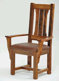 Barnwood chair
