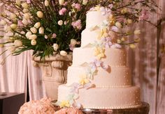 Willard Intercontinental Hotel, Washington, DC #Wedding #Cake #Hotel