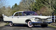Bid for the chance to own a No Reserve: 1960 Plymouth Fury at auction with Bring a Trailer, the home of the best vintage and classic cars online. Ford Classic Cars, Classic Chevy Trucks, Classic Cars Online, New Sports Cars, Sport Cars, Plymouth Fury, Fancy Cars, Nice Cars, Retro Cars