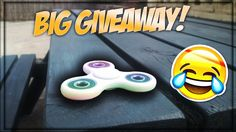 ⭐️ FREE FIDGET SPINNER GIVEAWAY! ⭐️ 100% (UNLIMITED FIDGET SPINNERS TOYS...