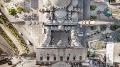 Siente el vértigo con estas fotos de Estambul hechas con dron - Creators