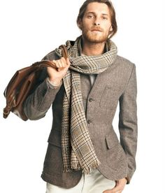 The Jackets & Coats For Men by H Fall-Winter 2012/2013 Will Conquer Your Wardrobe
