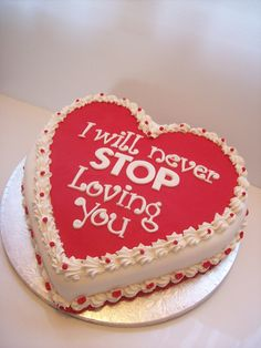 easy valentine's day cake