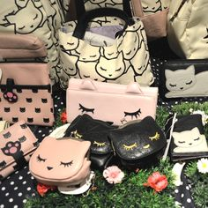 Looking forward to stocking these Osumashi Pooh-chan bags & accessories!