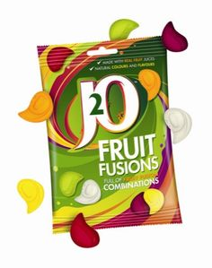 J2O Fruit Fusions - Honeycomb March 2013