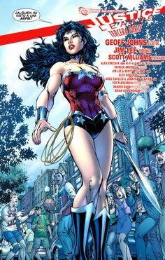 """JLA New 52 Wonder Woman ✮✮♥♡♥♡♥Thanks, Pinterest Pinners, for stopping by, viewing, re-pinning,  following my boards.  Have a beautiful day! ^..^ and """"Feel free to share on Pinterest ^..^ #fashion   #fashionupdates"""