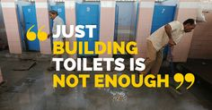 http://www.thebetterindia.com/14427/india-communities-innovative-solutions-sanitation-crisis/ Find out what it will really take for India to achieve 100% sanitation!