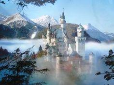 Schloss Neuschwanstein, Germany by MithuHassan