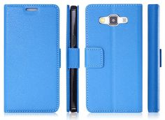 Samsung Galaxy A3 / A5 / A7 PU Leather Wallet Case   #value #quality #phonecases #case #iPhone #Samsung #htc #alcatel #doogee  #sony