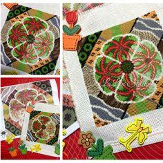 La Lita Art&Craft, X-stitch