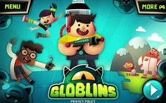 Globlins [Unlimited Coins] Mod Apk - Android Games - http://apkgallery.com/globlins-unlimited-coins-mod-apk-android-games/