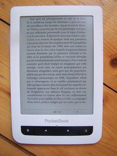 Test complet du PocketBook 622 par le blog Aldus2006