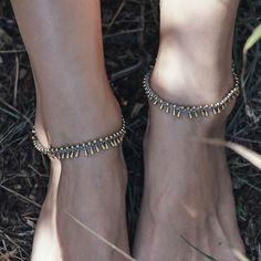 Paradise Anklet Gold