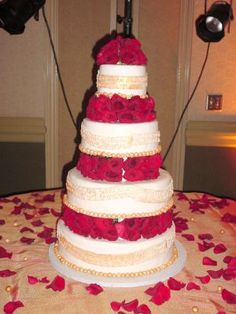 Wedding Cake Flowers, Affordable, Discount Cake Flowers, Cheap Cake Flowers