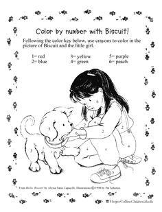 Biscuit Activities to go along with Biscuit the dog books