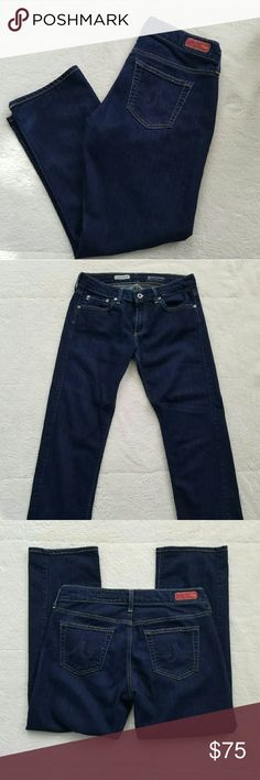"AG Tomboy Cropped Jean LIKE NEW!! Get ready for spring with these adorable cropped Tomboy fit jeans from Adriano Goldshmied. Beautiful dark wash and cute stitching on the back pockets. 24.5"" inseam. AG Adriano Goldschmied Jeans Ankle & Cropped"