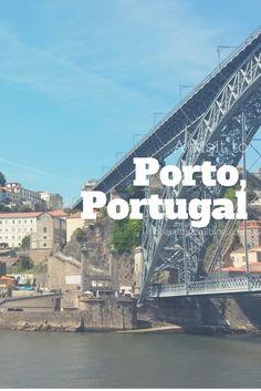 Visit Porto Portugal