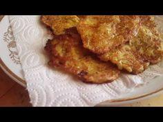 Zemiakové placky   Varenie s Viky - YouTube French Toast, Pancakes, Breakfast, Youtube, Food, Morning Coffee, Essen, Pancake, Meals