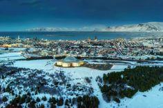 Reykjavik, Iceland - Arctic-Images/Getty Images