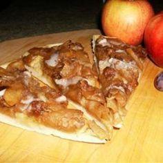 Apple Pizza Pie