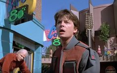 Probamos Twitter Curator y Twitter Publish para celebrar Back to the Future II