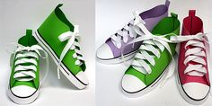 Gem's Cottage Blog » Blog Archive » From Baby Shoes to Cool Sneakers