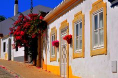 In the streets of Tavira-Portugal