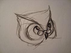 Owl concept. threefootgiraffe.blogspot.co.nz Owl, Concept, Owls