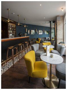 A Legacy of Passion at Hôtel André Latin Paris by Michael Malapert #design…