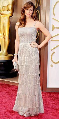 Academy Awards 2014: Jennifer Garner in Oscar de la Renta