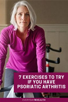 These exercises can help you reduce pain, improve flexibility, and keep your #muscles and bones strong.